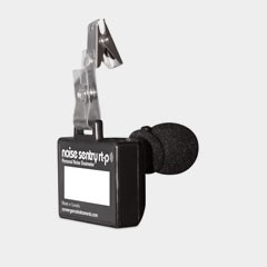 Sound Level Meter Data Logger